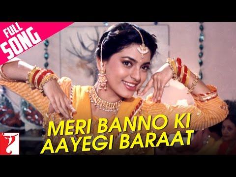 Meri Banno Ki Aayegi Baraat - Full Song - Aaina