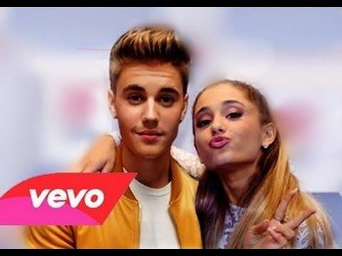 Justin Bieber Ariana Grande 2015 Justin Bieber ft Ariana