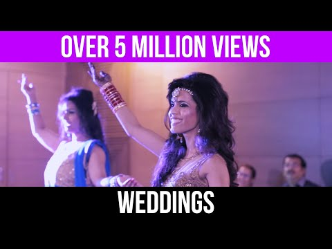 Amazing Family Bollywood Indian Wedding Dance Performance [Destination Wedding Mumbai]