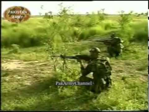 Pakistan Army Song - Fauj-e-Pakisan.flv