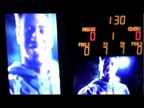 Player Intros, Knicks vs 76ers 11/4/2012