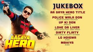 Aa Gaya Hero - Full Movie Audio Jukebox | Govinda, Poonam Pandey, Juhui Kha & Seema Shing