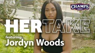 Entrepreneur Jordyn Woods' Family is Everything | Her Take
