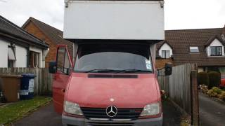 Luton van conversion No 1