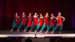 Barso Re Megha by Natarang Dance Group