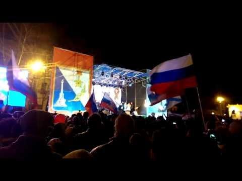 Crimea Referendum: The people of Sevastopol