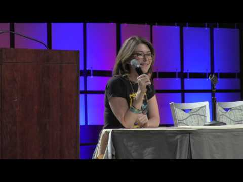 Jewel Staite at Phoenix Comicon 2013