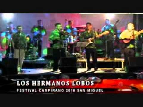 Los Hermanos Lobos - Mix de cumbias
