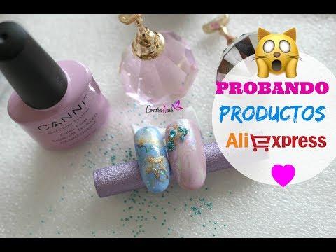 Summer nails beach / Probando Productos Aliexpress