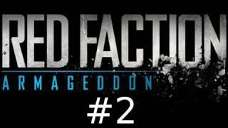 Прохождение игры red faction armageddon 2011 видео
