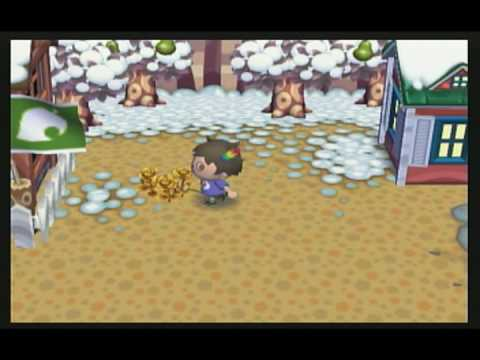 Animal Crossing City Folk - How To Get Golden Roses With Out Hacking