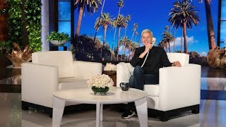 Ellen Makes a Surprise Call to SiriusXM Radio Hosts