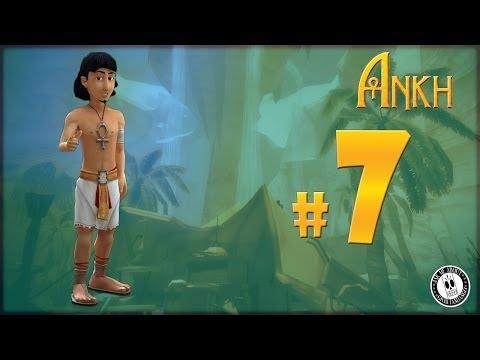 7 Давайте поиграем в Анк (Ankh)