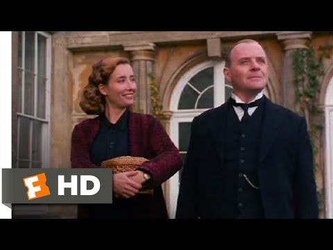 The Remains of the Day (4/8) Movie CLIP - Guilty Smile (1993) HD