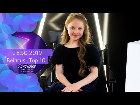 Junior Eurovision 2019 | Belarus National Selection (My Top 10)
