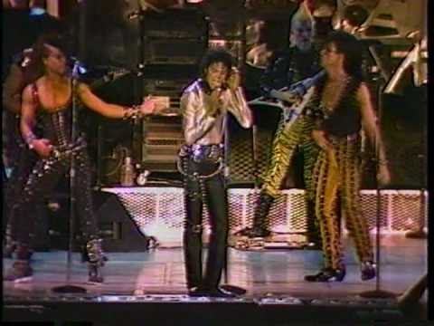 Michael Jackson  Heartbreak Hotel Live Yokohama 1987 video