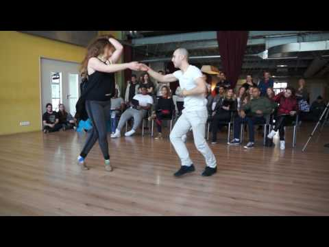 00135 AZNLZF2017 Novice Jack and Jill with Names TBT ~ video by Zouk Soul