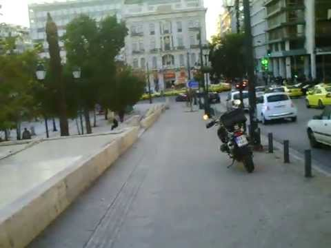 Remember Syntagma Square from the TV?