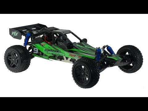Haiboxing Dune Racer 1/8th Scale 2WD Offroad RC Baja Buggy
