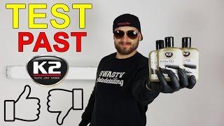 TEST PASTY K2 LUSTER Q1   Q3   Q5 -  18zł CZY WARTO? / SWAGTV
