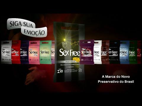 SEX FREE INDÚSTRIA DE PRESERVATIVOS (INSTITUCIONAL OFICIAL)