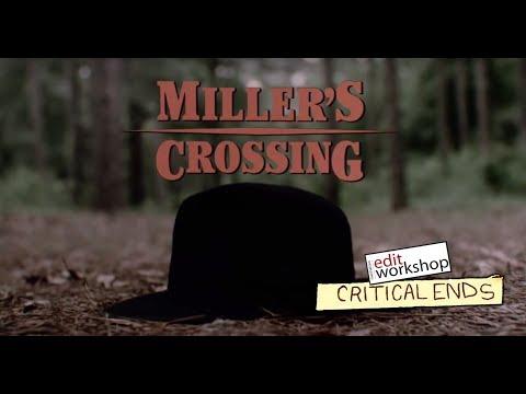 "Editor Michael Berenbaum, ACE On Blending Shots Together In ""Miller's Crossing"""