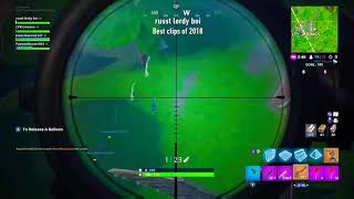 Rust Lord best snipes of 2018