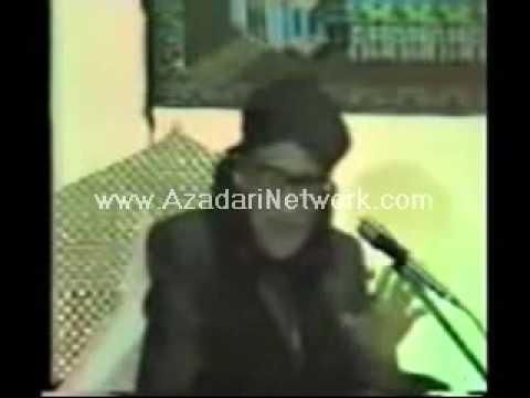 Majlis Allama Azhar Hassan Zaidi(Late)
