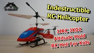 Cheap Unbreakable RC Helicopter Toy For kids Review