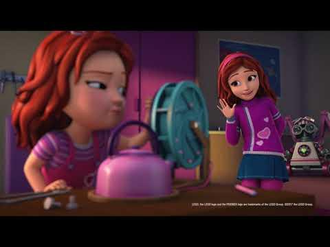 LEGO® Friends, Część 7 - Oficjalny Zwiastun DVD (polski Lektor)