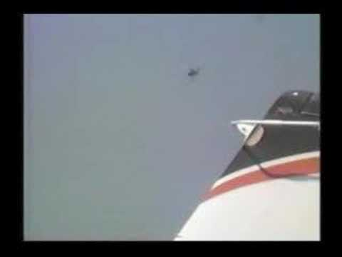 FLYING COORS BEER CAN Video