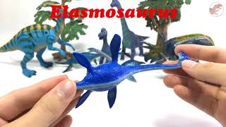 Learn Colors with Dinosaurs For Kids  Learning Colours & Names With Dino Mecard, Lego Dinosaurs