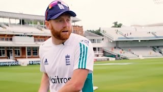 Jonny Bairstow on his change in technique and three Test hundreds