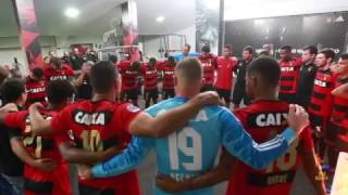 Bastidores de Sport 3 x 0 Danubio, pela Sudamericana