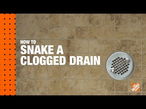 How To Snake A Clogged Drain: A DIY Digital Workshop