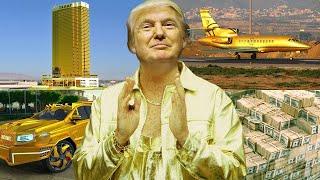 Donald Trump's Biography ★ Net Worth ★House ★ Cars ★ Bike ★ Jet - 2017
