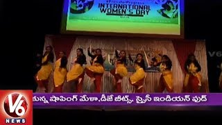 International Womens Day Celebrations By ATA And ICON  USA NRI News