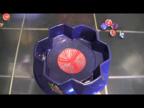 Beyblade Battle 2011 video