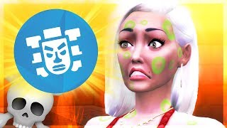 Death...the end!  LET'S PLAY THE SIMS 4 JUNGLE ADVENTURE  [ Part 5 ]