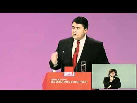 Grundsatzrede Sigmar Gabriel - Parteitag 2011