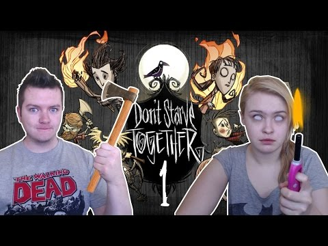 Dont Starve Together #01 Vertez Ulaśka Gameplay Zagrajmy w 60FPS