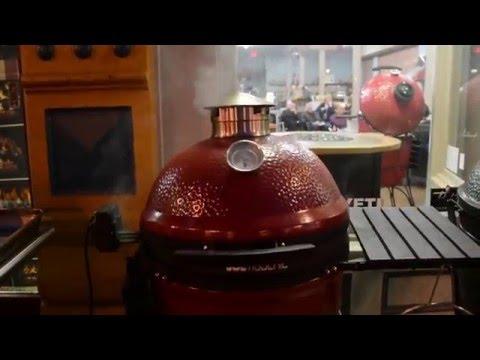 Kamado Joe Joetisserie - Fireside's Inaugural Cook