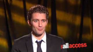 One On One With Matthew Morrison Of Glee