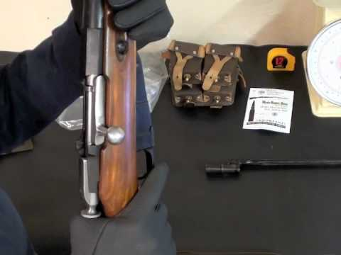 Mosin Nagant 91 30 Hex    overview