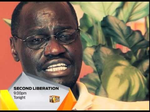Tonight, on Second Liberation, Oduor Ong'wen speaks