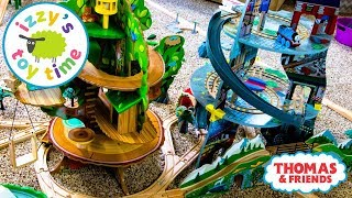 Thomas and Friends   Thomas Train Tree Track! Fun Toy Trains for Kids   Videos for Children