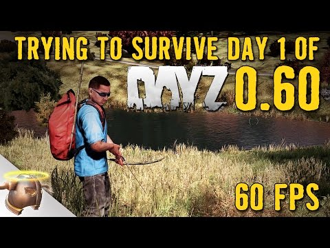 DayZ: Trying to survive patch 0.60 - with the new renderer!