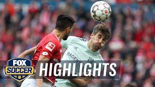 FSV Mainz 05 vs. Bayern Munich   2018-19 Bundesliga Highlights