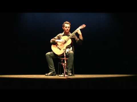 João Kouyoumdjian plays Sonata BWV 1003 (Allegro), by JS Bach