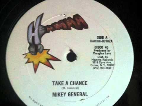 Mikey General- Take A Chance 12